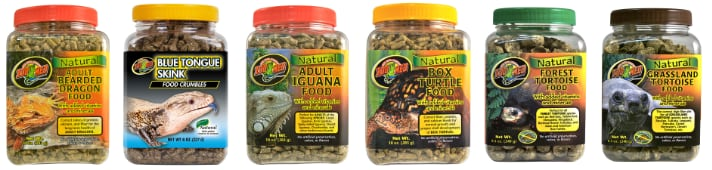 Zoo Med reptile pellets